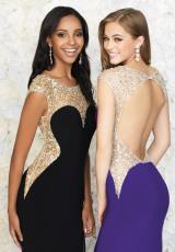 2015 Madison James Open Back Prom Dress 15-172