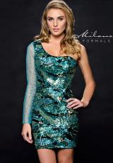 Milano Formals E1703.  Available in Emerald