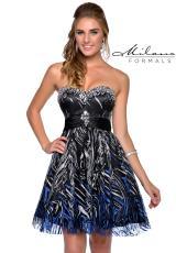 Milano Formals E1686.  Available in Black