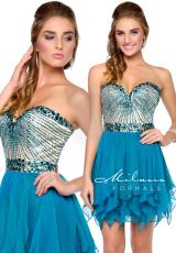 Milano Formals E1745.  Available in Teal
