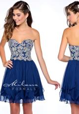 Milano Formals E1806.  Available in Navy