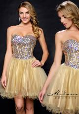 Milano Formals E1720.  Available in Gold