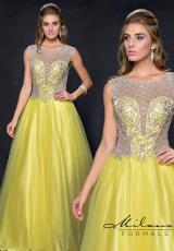Milano Formals E1770.  Available in Yellow
