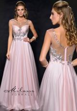 Milano Formals E1774.  Available in Pink