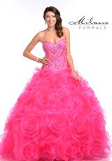 Milano Formals E1777.  Available in Fuchsia