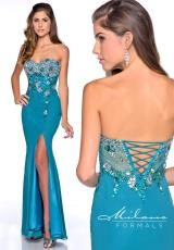 Milano Formals E1714.  Available in Teal