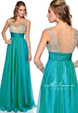 Milano Formals E1694.  Available in Teal