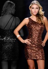 Milano Formals E1679.  Available in Amber