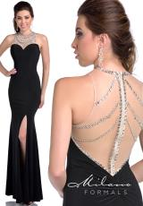 Milano Formals E1772.  Available in Black