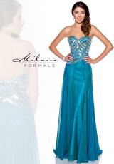 Milano Formals E1769.  Available in Teal