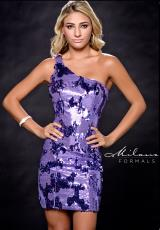 Milano Formals E1674.  Available in Purple