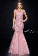 Milano Formals E1740.  Available in Coral