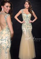 Milano Formals E1700.  Available in Nude