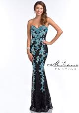 Milano Formals E1775.  Available in Black