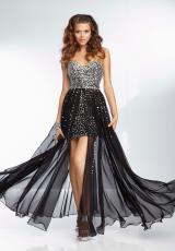 Mori Lee 2014 Removable Skirt Prom Dress 95017
