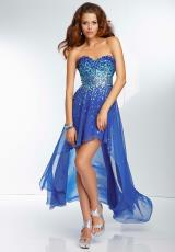 Beautiful Mori Lee 2014 Prom Dress 95040