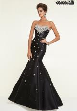 Mori Lee 97138.  Available in Black, Royal