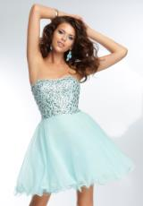 2014 Amazing Mori Lee Sticks & Stones Dress 9255