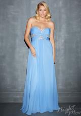 2014 Night Moves Empire Waist Prom Dress 7123W