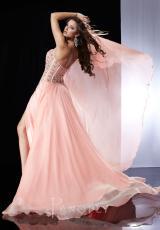 2012 Panoply Chiffon Homecoming Dress 14526