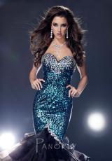 Panoply 14532 Mermaid Long 2013 Prom Dress