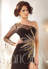 2014 Panoply Jersey Fiited Prom Dress 14616