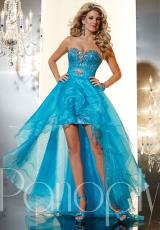 2014 Panoply Flowy Skirt Prom Dress 14618