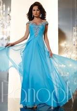 Panoply 14636.  Available in Apricot, Turquoise, White