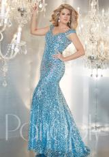 2014 Panoply Cap Sleeved Homecoming Dress 14642
