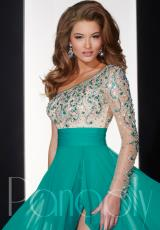 Panoply 14692.  Available in Jade, Sherbet