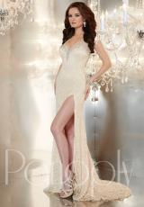 2015 Panoply Sheer Back Prom Dress 44245