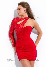 Party Time Dresses 6362.  Available in Black, Red