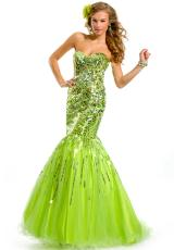 Party Time Dresses 6001.  Available in Lime, Royal