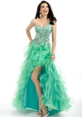 2013 Party Time Beaded Bodice Gown 6007