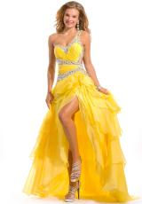 Party Time Dresses 6068.  Available in Watermelon, Yellow