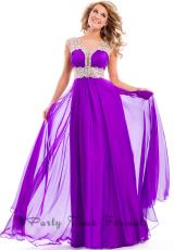 2014 Party Time A Line Dress 6444
