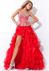 2014 Party Time Corset Bodice Dress 6451