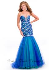 2014 Party Time Beaded Dress 6525