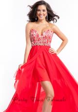 2014 Party Time Sweetheart Dress 6551