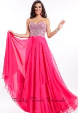 Party Time Dresses 6567.  Available in Cobalt, Fuchsia
