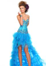 2013 Precious Formals Fitted Prom Dress O52030
