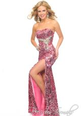 Precious Formals P70017.  Available in Pink Shimmer
