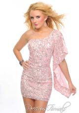 Precious Formals P8919.  Available in Crystal Pink