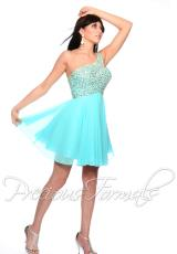 Precious Formals P70086.  Available in Light Aqua
