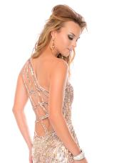 Precious Formals Fitted Prom Dress P9046
