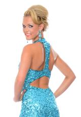 Precious Formals P9072.  Available in Black, Turquoise