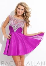 Rachel Allan Dress 6730