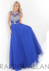 Rachel Allan 6816.  Available in Aqua Marine, Blush, Coral, Purple, Royal, Soft Blue
