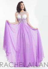 Rachel Allan 6820.  Available in Lilac/White, Pink/White, Soft Jade/White
