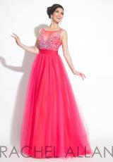 Rachel Allan Dress 6955